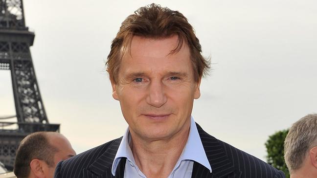 mel gibson crazy beard. Liam Neeson will replace Mel