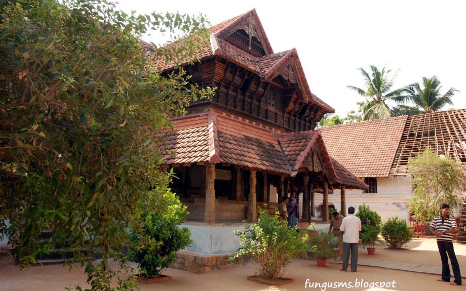 Funny Mails Padmanabhapuram Palace
