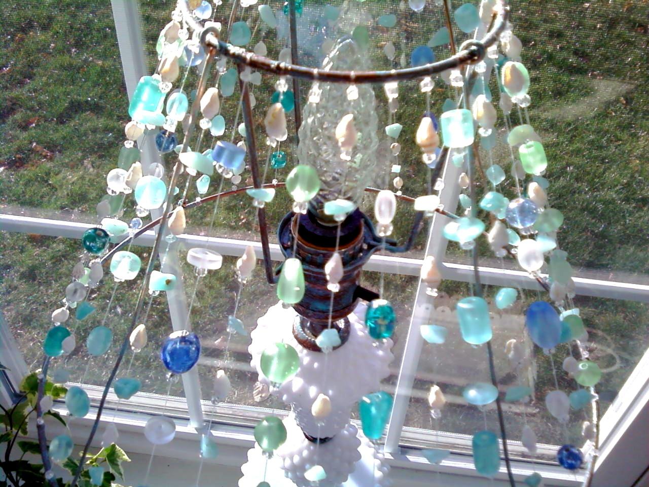 Hobnail Milk Glass Lamps, Part 2 U2013 Shades