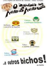 Livro ZOOLÓGICO DOS ANIMAIS ANIMADOS