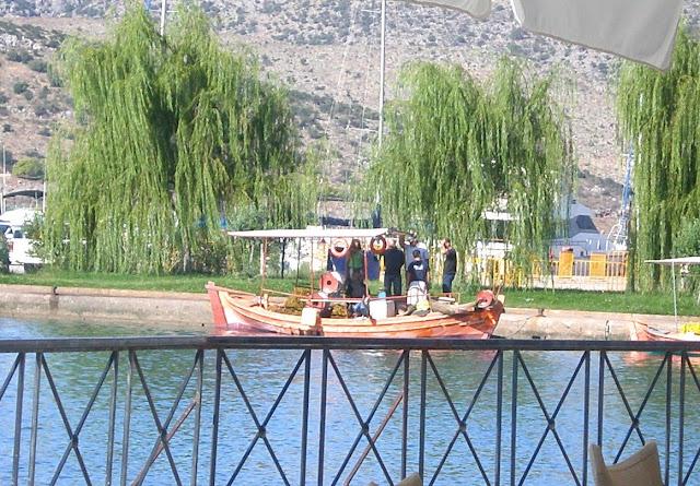 ψαράδες Ιτέας