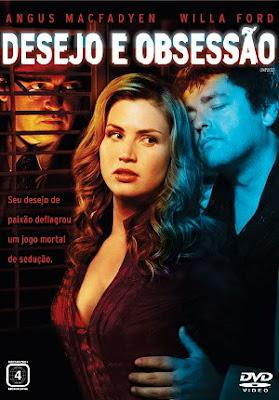 Filme Poster Desejo e Obsessão DVDRip XviD & RMVB Dublado
