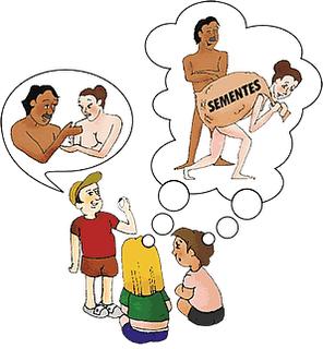 Educação Sexual- Com diálogo e o respeito se EDUCA melhor