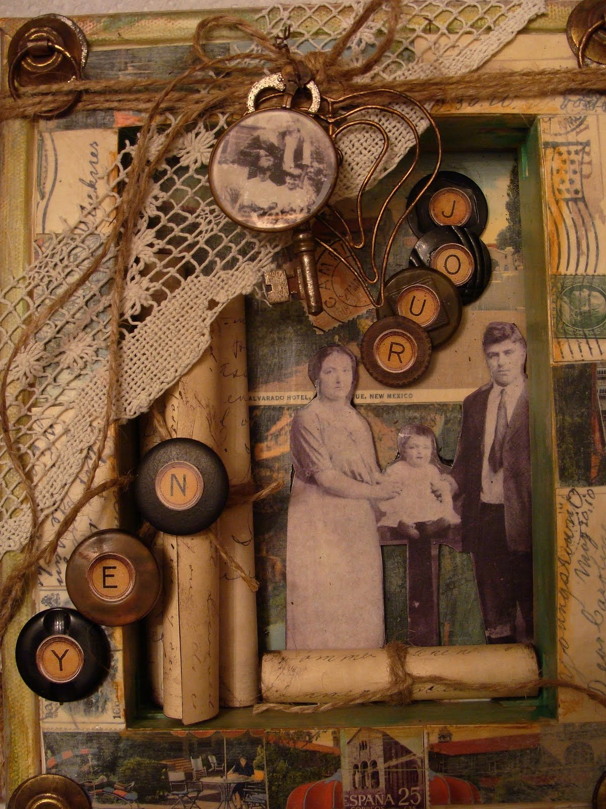 My Art Journal Altered Boxes Amp Assemblages