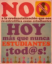 No a la estratificacion estudiantil