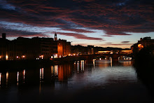 Arno at sunrise