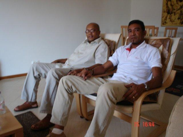 Nelson y Carlos