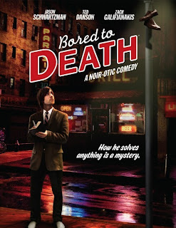 bored to death poster2 Assistir Bored To Death Online (Legendado)