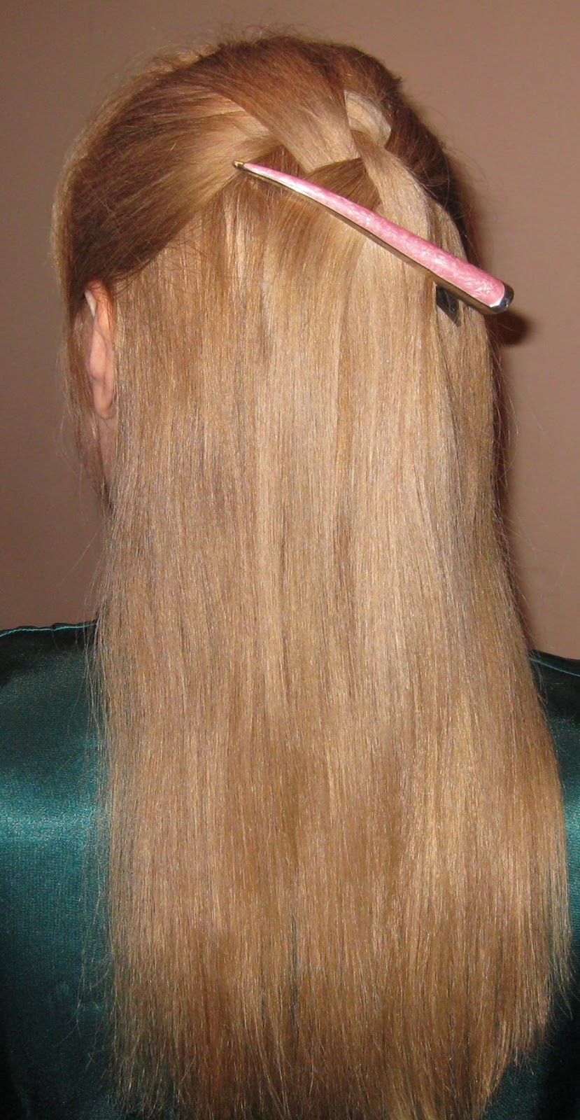 My Bumpy Middle Aged Long Hair Journey Hairstyle Mini Basket Weave
