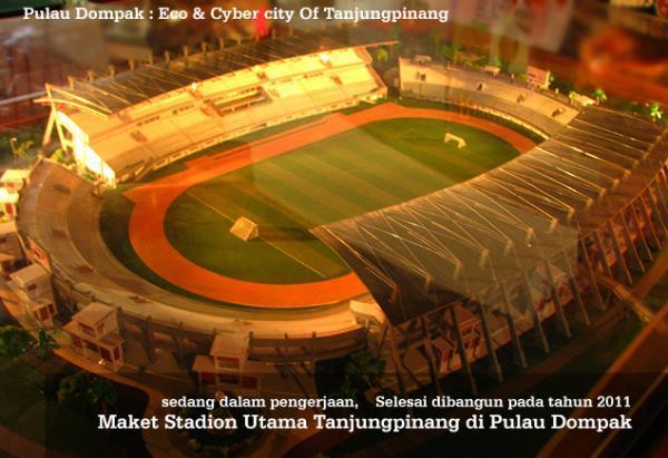 doyoxnotes.blogspot.com: Stadion Baru Di Indonesia