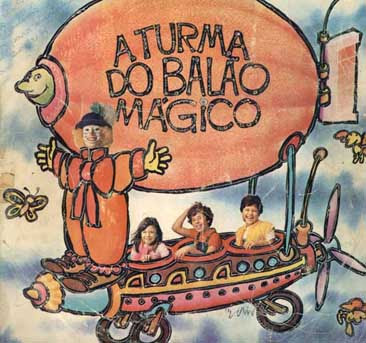 A Turma do Bal�o M�gico - 1983