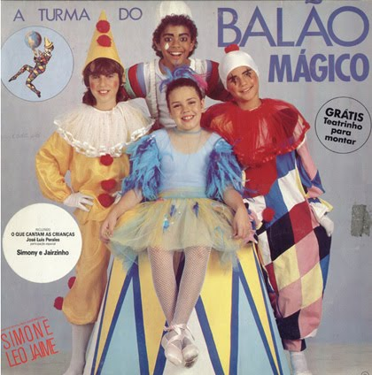 A Turma do Bal�o M�gico - 1986