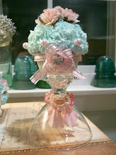 Fairy Cake on Cupcake Pedestal