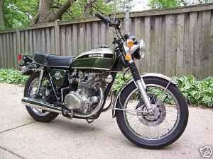 EHMINUS 1973 Honda CB450