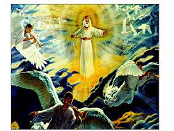 JESUS VIRÁ NAS NUVENS