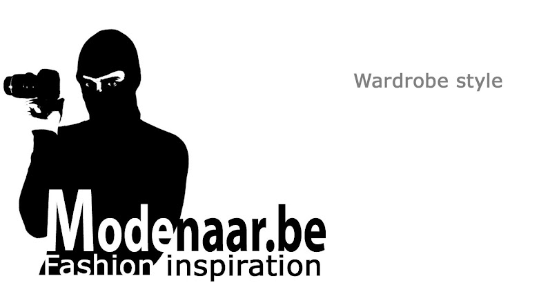 Wardrobe style by the Modenaar - Fashion inspiration from wardrobes in Belgium