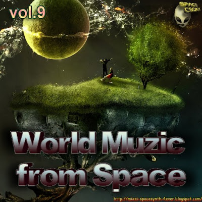 Cover Album of World Muzic from Space Vol.9