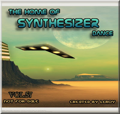 THE HOME OF SYNTHESIZER DANCE vol.57