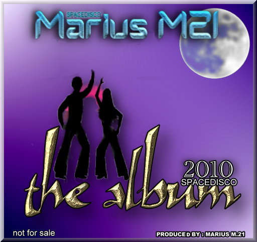 Marius M.21 - The Album (2010)