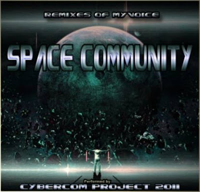 Cybercom Project - Space Community