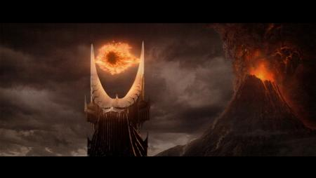 The Eye Tower In Lord Of The Rings