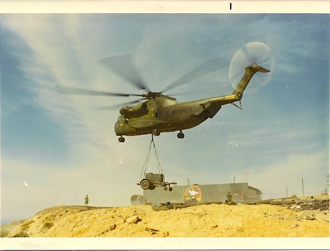 CH-53 Hill 327 1970