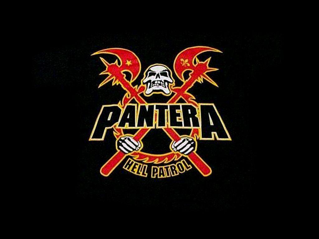 Pantera Banda Wallpaper Con su Banda Damageplan