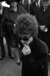 The remarkable Cate Blanchett as Jude Quinn, a.k.a. Bob Dylan