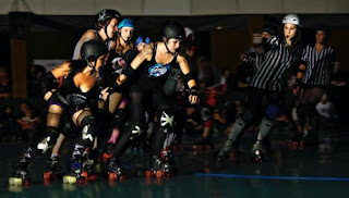 Roller Derby Photography, Roller Derby Photos, Sonoma County Roller Derby, NorCAl Roller Derby, Adrian Valenzuela, Whip It