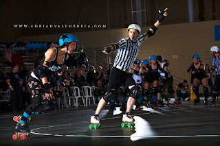 Adrian Valenzuela Photography, Roller Derby Photos, San Diego Derby Dolls, Silicon Valley Roller Girls