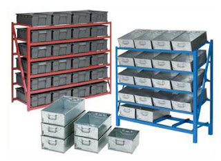 Normally totes are produced in modular sizes of standard dimensions are able to nest or stack incorporate label holders and sub-iders ...  sc 1 st  Storage System & Storage System: Small Item Storage: Tote Pans