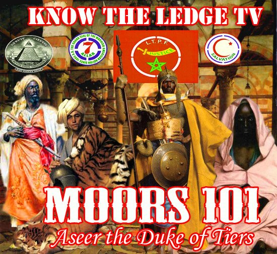 LET US BE MOORS