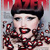 Beth Ditto in Dazed and Confused - May 2009