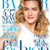 Kate Winslet cover girl of Harper's Bazaar Magazine - August 2009
