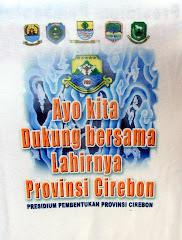 Ayo Dukung Provinsi Cirebon