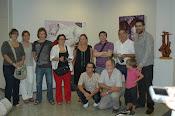 Inauguración de Beni- Art en la sala Bancaja Abadía de Castellón