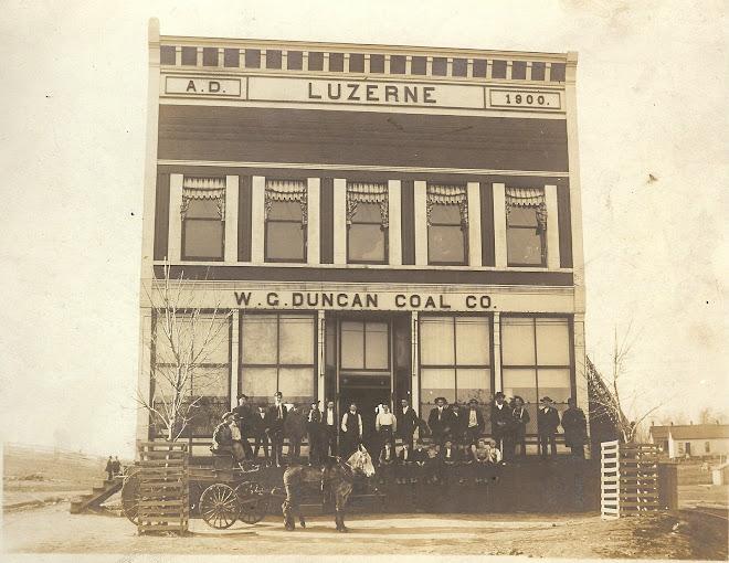 Duncan Coal Company General Store
