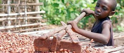 Accord sur le cacao pour mettre fin à l'exploitation des enfants