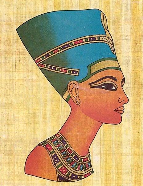 hair speak salon seri wanita cantik pada zaman mesir kuno
