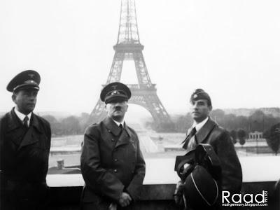 Nazi Germany Hitler In Paris