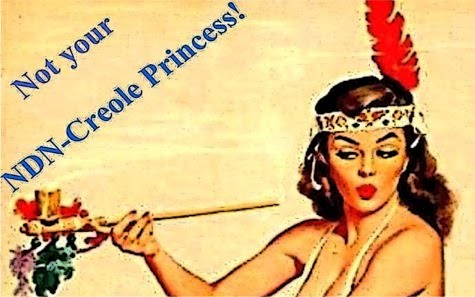 Not Your NDN-Creole Princess! Cyber Rant of Rain Goméz
