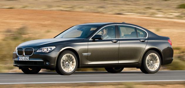 Bmw 7 Series 2009. 2009-BMW 7 Series (760LI)