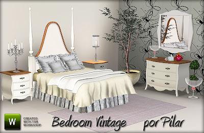 14-10-10 Bedroom Vintage