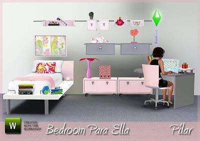 07-12-10 Bedroom Para Ella y Para El