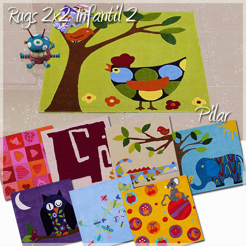 15 01 11 alfombras infantiles for Alfombras infantiles