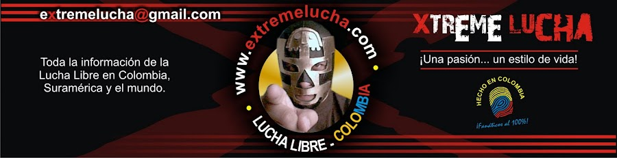 EXTREME LUCHA COLOMBIA