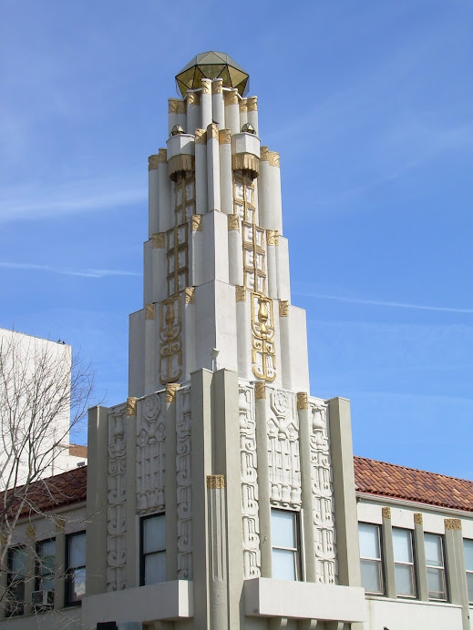 Senator Theater Tower Chico