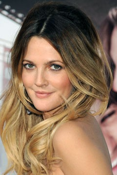 Drew Barrymore Hair Color