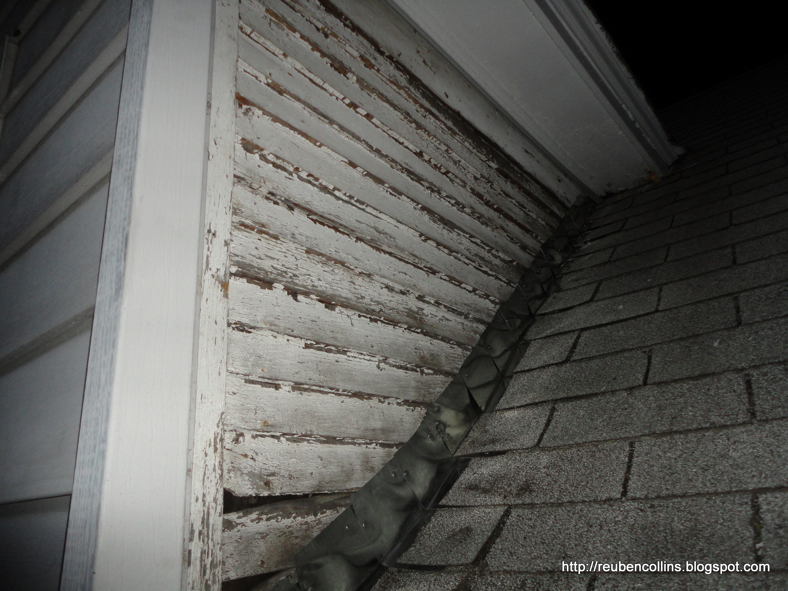 Step Flashing On Our Dormer Reubenscube