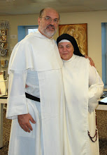 Master of the Dominican Order and Sr Pauline
